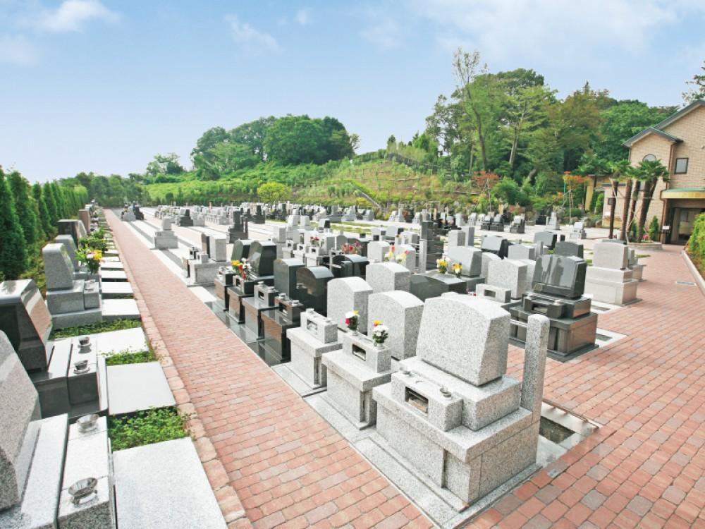 南大沢霊園