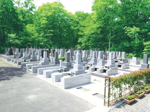 所沢緑の森霊園