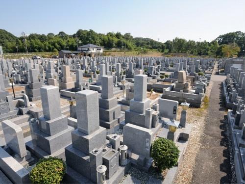 京阪奈墓地公園