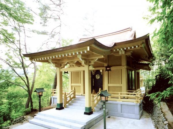 稲足神社霊園