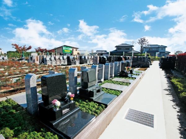 墓域|テラス墓所
