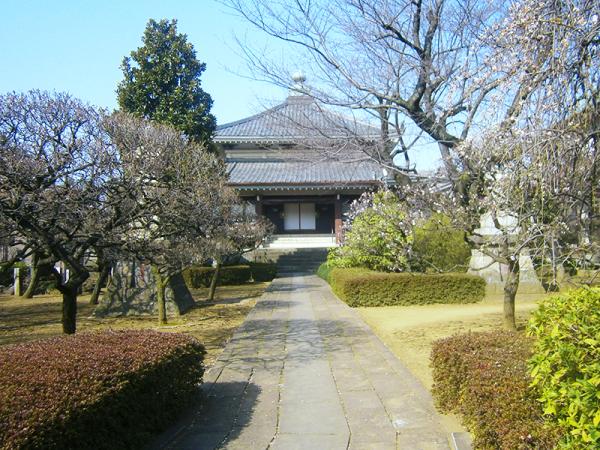 日曜寺墓苑