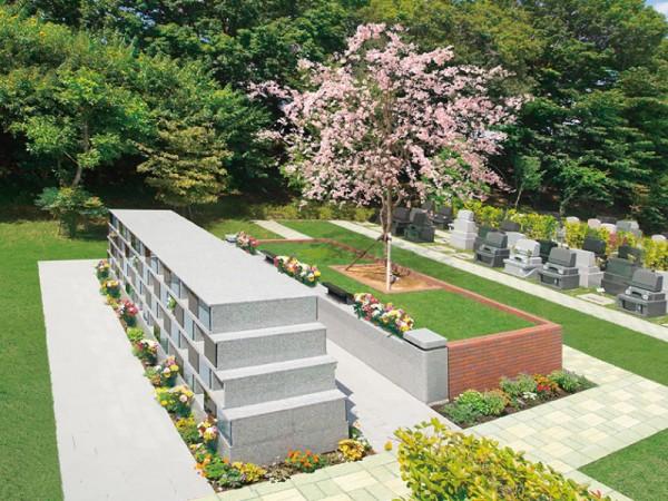 環境霊園 横浜みどりの森|ロッカー型家族墓ほか