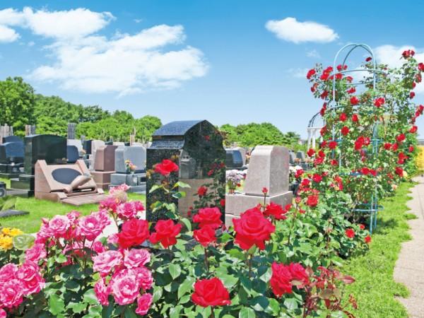 メモリアルパーク大和墓苑ふれあいの郷