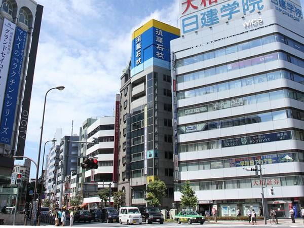 東京本社 須藤石材