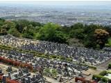 宇治霊園墓域2