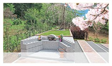 樹木葬(一般墓併設含む)