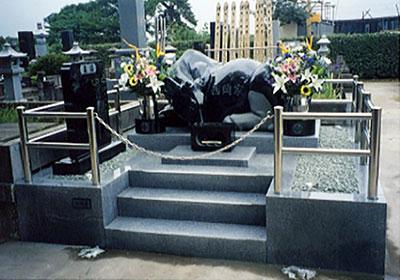 デザイン墓石4
