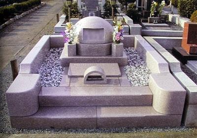 デザイン墓石5