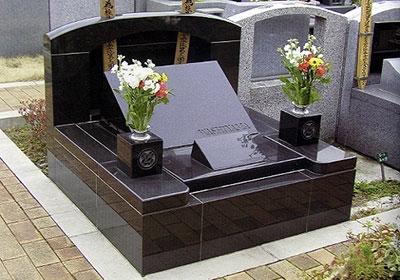 デザイン墓石6