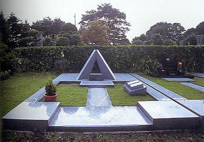 デザイン墓石3