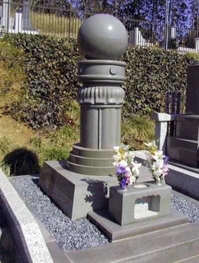 デザイン墓石2