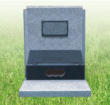 壁型墓地3