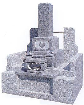 カロート(地上納骨棺タイプ)和型