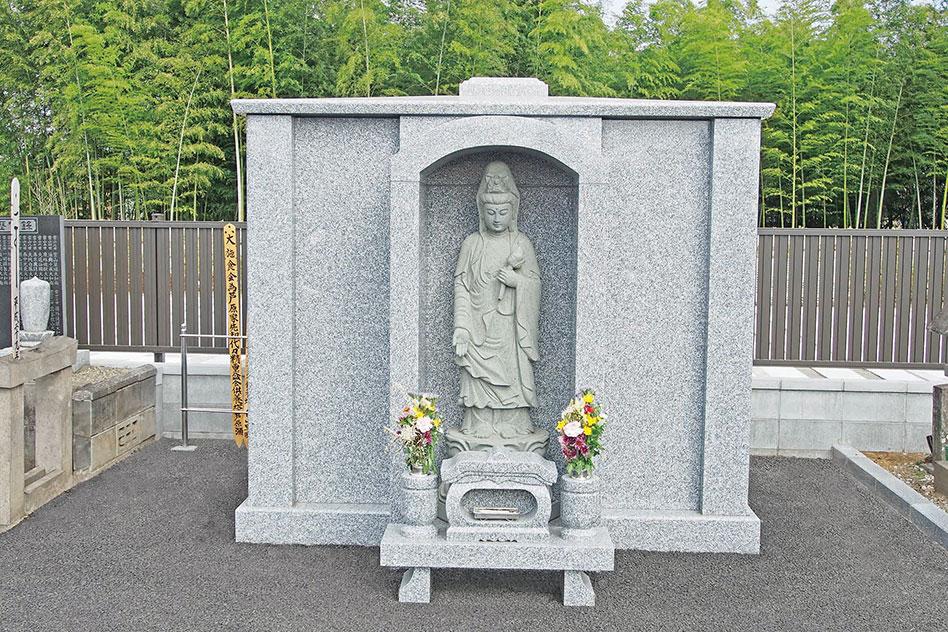 継承者がいなくなった時の永代供養墓