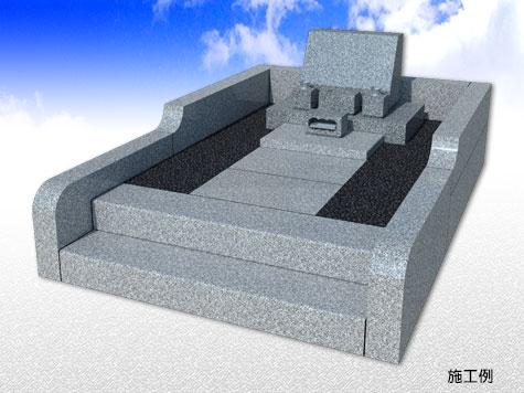 ついおく墓所 墓石例