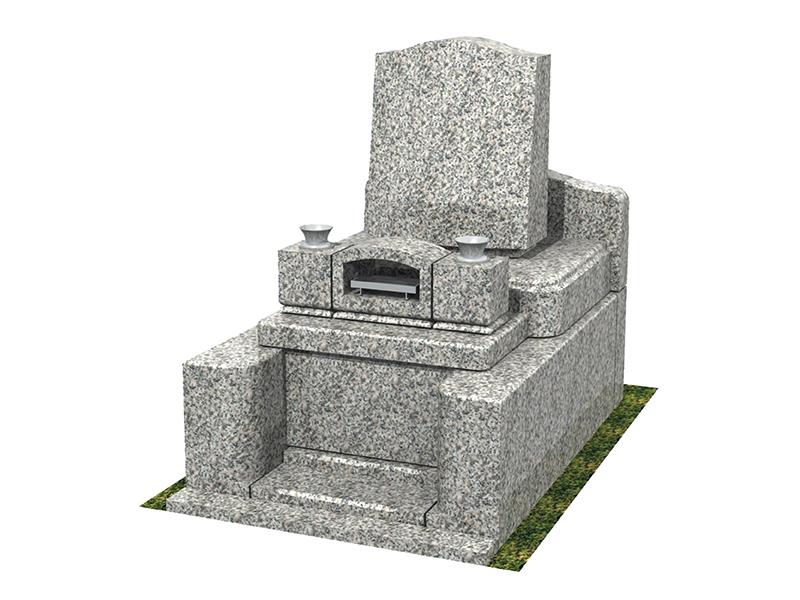 1.5㎡墓石イメージ