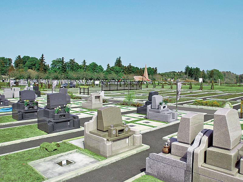 花~Hana~区画の墓所風景1