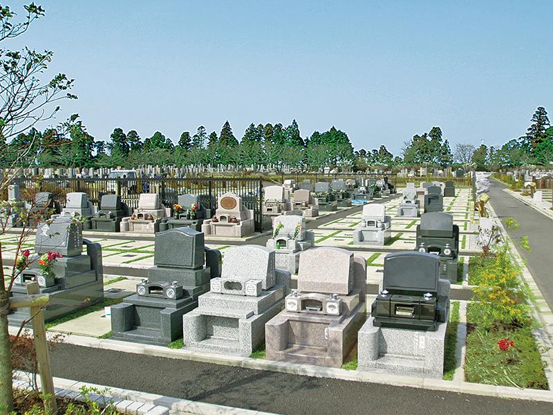 花~Hana~区画の墓所風景2