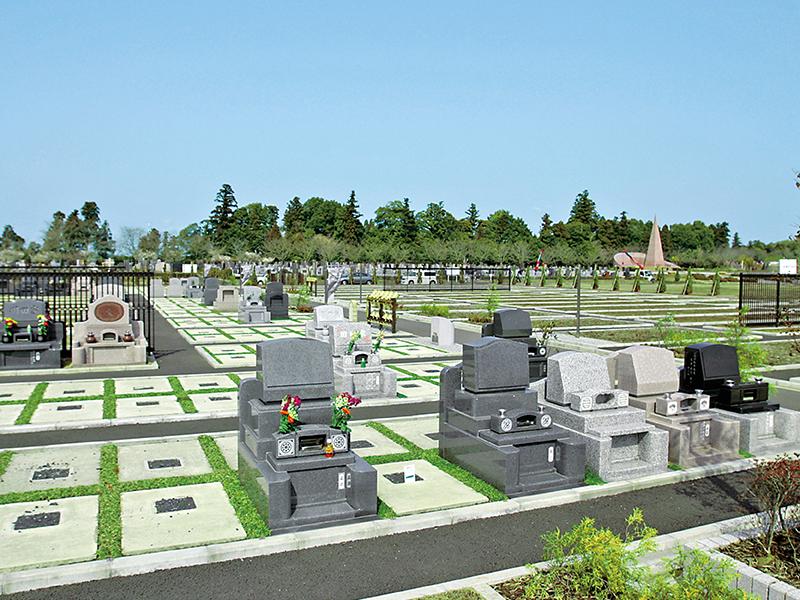 花~Hana~区画の墓所風景3