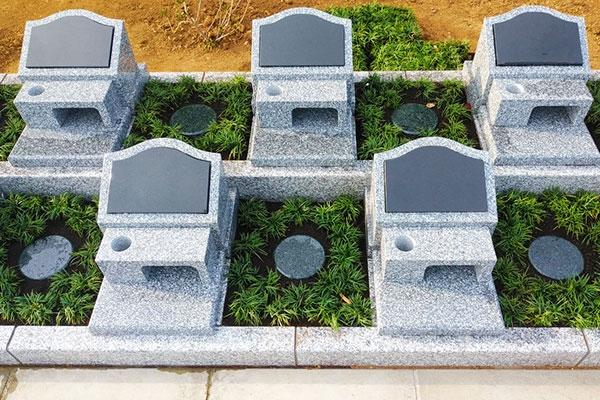ふたり墓所 樹木葬2