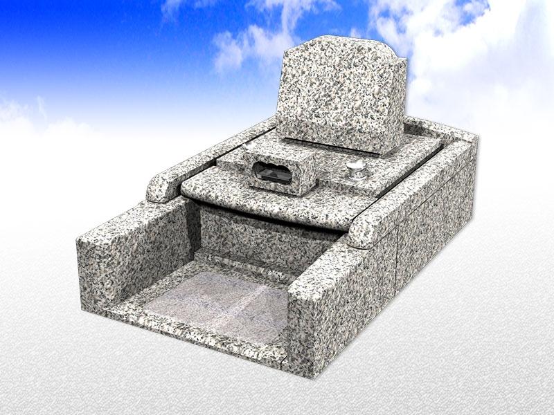 墓地 1.6㎡│お得なセット墓所!