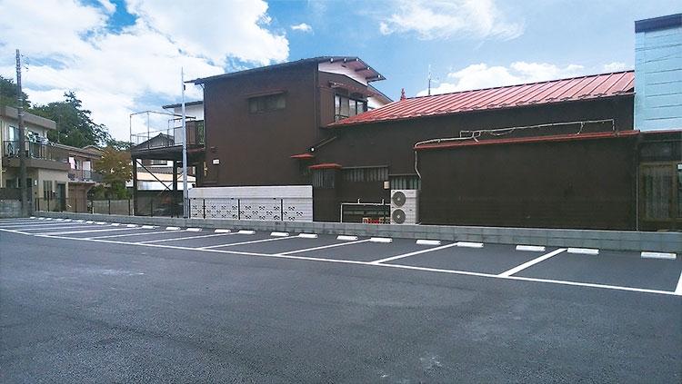 小平支店 駐車場3